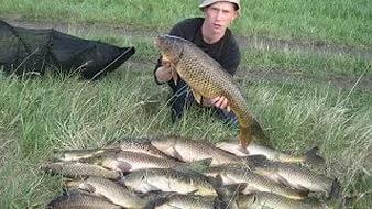Рыбалка летом на кормушку